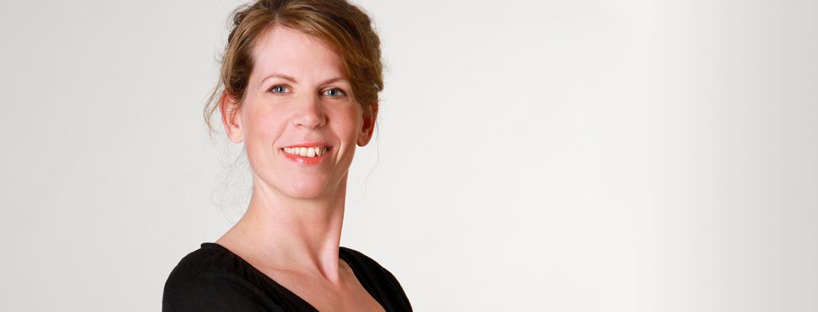 Portrait Iske Reimann Praxis für Osteopathie in Bergedorf